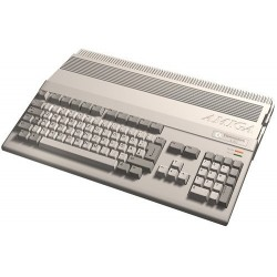 Commodore A500/A1200/A1200HD non transparent keyboard stickers
