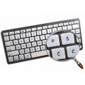 Apple Croatian/Slovenian non transparent keyboard sticker