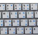 Apple Thai English Kedmanee non-transparent keyboard sticker apple