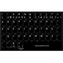 Svorak non-transparent keyboard  stickers