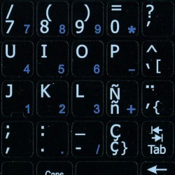 Spanish Notebook keyboard...