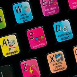 PhotoPerfect keyboard sticker