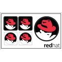 Redhat sticker