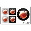 FreeBSD sticker