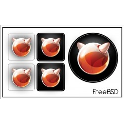 FreeBSD sticker