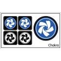 Chakra sticker