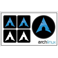 Arch Linux sticker