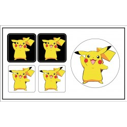 Pokemon sticker