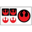 "Rebel Alliance (""Star Wars"") sticker"