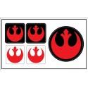 """Rebel Alliance (""""Star Wars"""") sticker"""