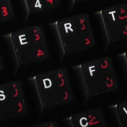 Urdu transparent keyboard...