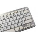 English UK non transparent keyboard stickers