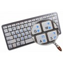 Apple Taiwanese English non-transparent keyboard sticker