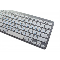 Apple Arabic English non-transparent keyboard sticker