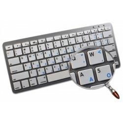 Apple Dvorak English non-transparent keyboard sticker