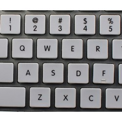 Apple English non-transparent keyboard sticker