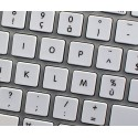 Apple French AZERTY non-transparent keyboard sticker