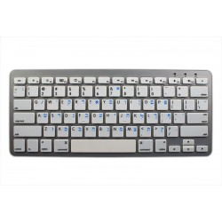Apple Hebrew English non-transparent keyboard sticker
