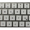 Apple Swiss multilingual non-transparent keyboard sticker