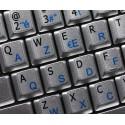 Portuguese Brazilian - English Notebook keyboard sticker