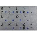 Portuguese Brazilian Notebook keyboard sticker