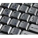 English UK Notebook keyboard sticker