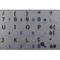 Italian Notebook keyboard sticker