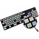 Ableton Live keyboard sticker apple
