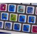 Audio Editor Gold keyboard sticker