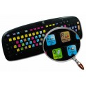 Adobe Macromedia Freehand keyboard sticker