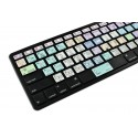 Avid Media Composer & Symphony Nitris Galaxy series keyboard sticker apple size