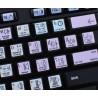 Avid Pro Tools Galaxy series keyboard sticker 12x12