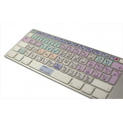Avid Pro Tools Galaxy series keyboard sticker apple