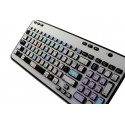 Cakewalk Sonar Galaxy series keyboard sticker 12x12
