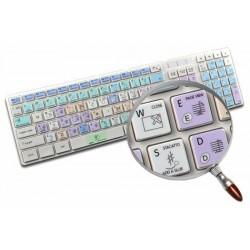 FINALE Galaxy series keyboard sticker