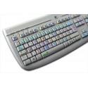 FINALE Galaxy series keyboard sticker 12x12