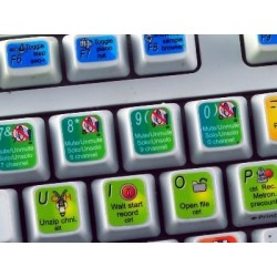 FL STUDIO keyboard sticker