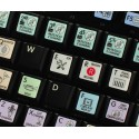 FRUITY LOOPS Galaxy series keyboard sticker 12x12