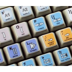Sony Sonaps keyboard sticker