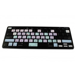 GARAGEBAND Galaxy series keyboard sticker apple