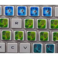 HARMONY ASSISTANT keyboard sticker