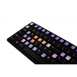 KONTAKT keyboard sticker