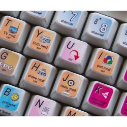 ArcSoft TotalMedia keyboard sticker