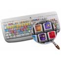 MUSIC MAKER keyboard sticker