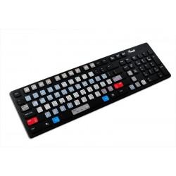 TRAKTOR SCRATCH PRO keyboard sticker