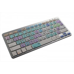 Adobe After Effects Galaxy series keyboard sticker Apple size