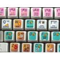 Neuratron PhotoScore keyboard sticker