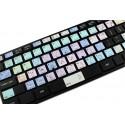 REASON Galaxy series keyboard sticker apple