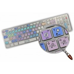 REASON Galaxy series keyboard sticker