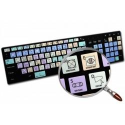 Apple Final Cut Pro Galaxy series keyboard sticker